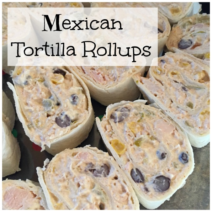 Mexican Tortilla Rollups | Be Your Original